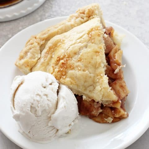 Dairy Free Apple Pie